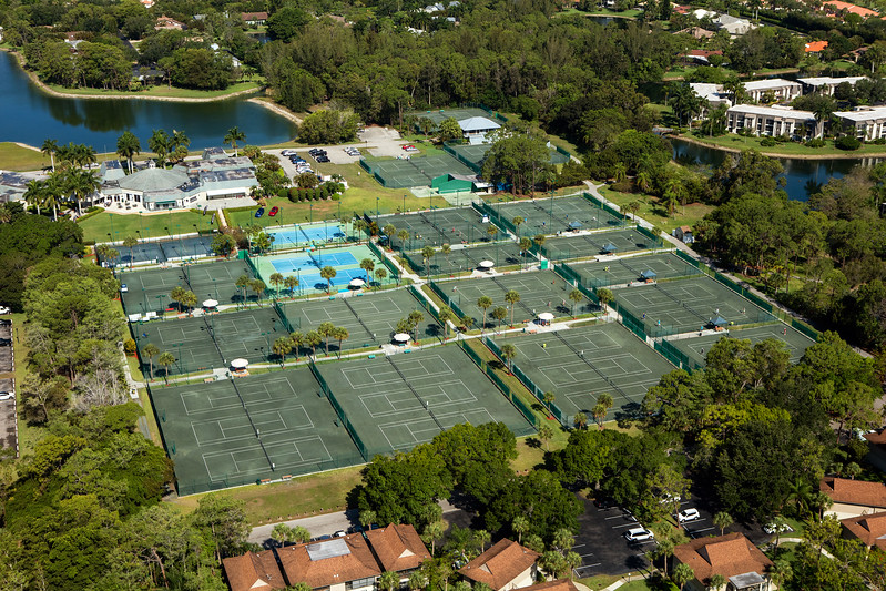 Naples Bath and Tennis Aerial 2