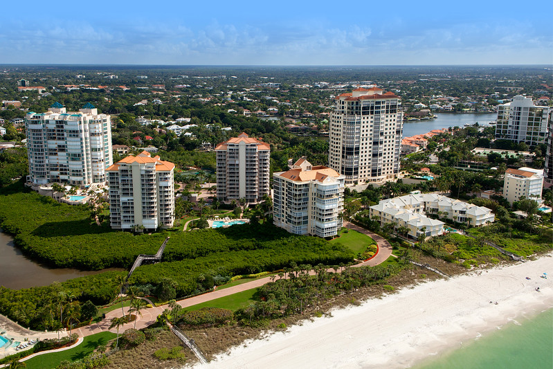 Naples Cay Aerial 2