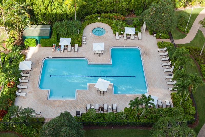 Naples Cay - The Club Pool