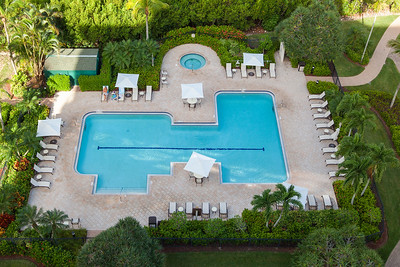 Naples Cay - The Club Pool
