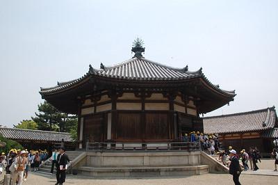 Yumedono in Horyuji Temple