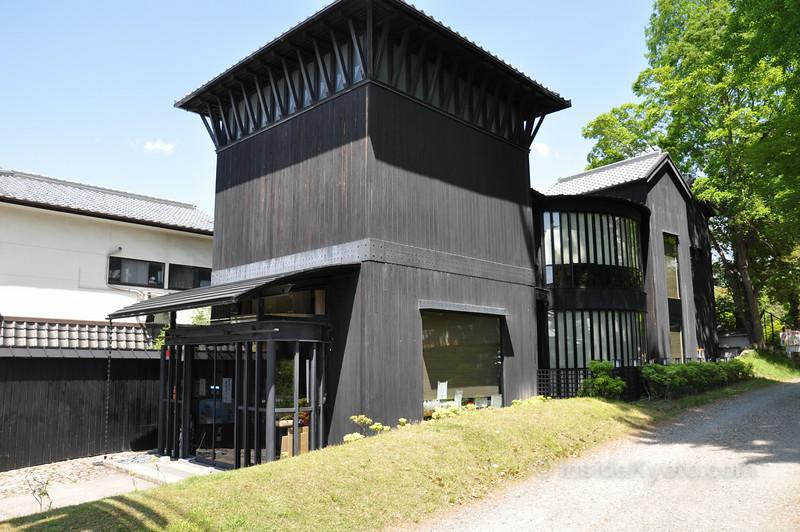 Yoshinohonkuzu Tengyokudo Narahonten, Nara