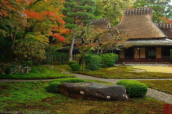 Yoshiki-en Garden image copyright Damien Douxchamps