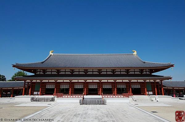 Yakushi-ji Temple image copyright Damien Douxchamps