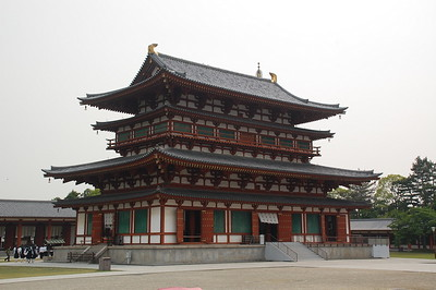 Kondo in Yakushiji Temple