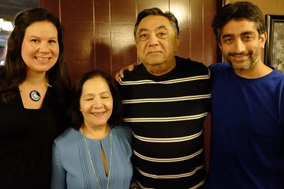 Becca, Kiran, Ashok, Nik