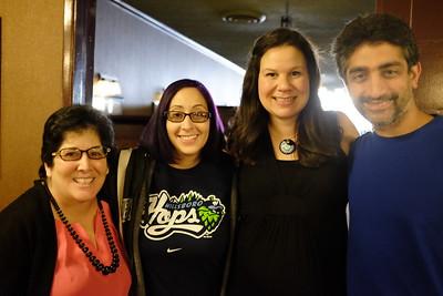 Mary, Missy, Becca, Nik