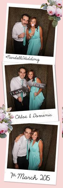 Nardelli Wedding Photostrips