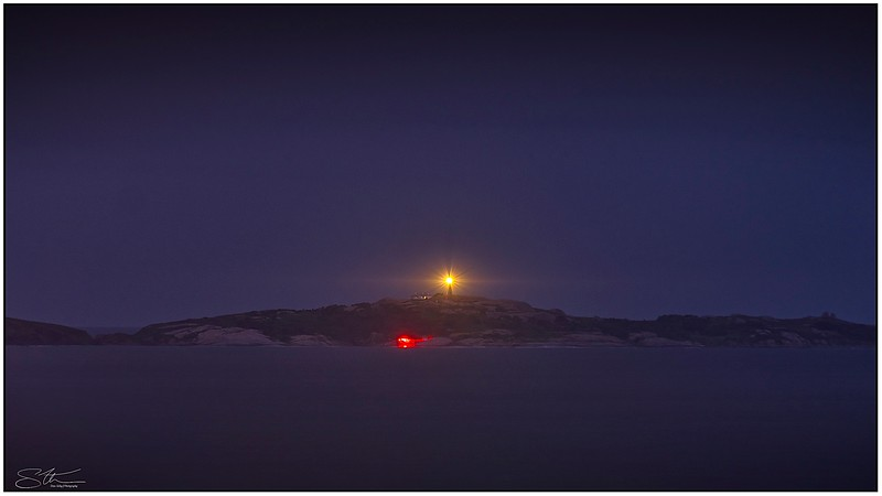 Montague Island Lighthouse...