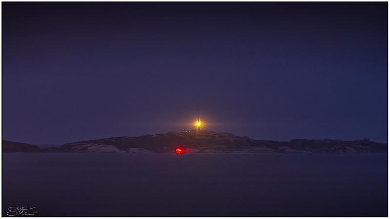 Montague Island Lighthouse...