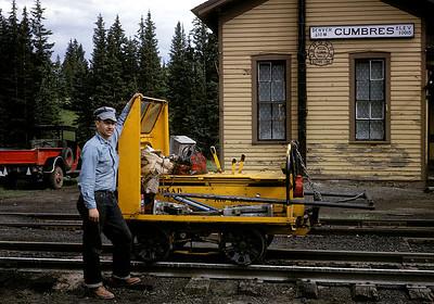 Adventures in railroading
