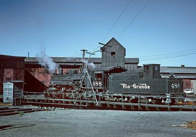 September 1964.  Alamosa.