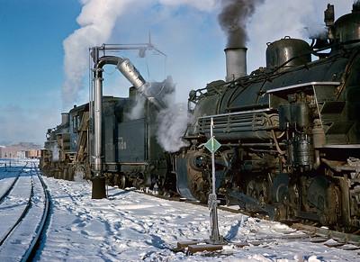 December 18, 1961.  Alamosa.