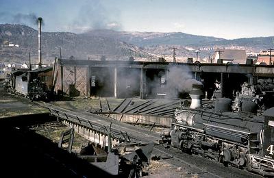 Durango.  October 1962.