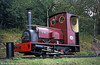 A second view of BMR Hunslet 0-4-0ST (827/1903) 'Sybil'.