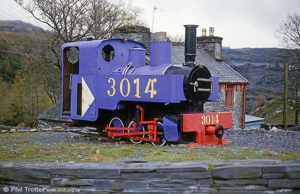 Ffestiniog Railway - Railway Photography by Phil Trotter