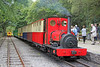 Llanberis Lake Railway Quarry Hunslet (493/1889) 0-4-0ST no. 1 'Elidir' at Cei Llydan on 6th September 2017.