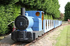 The Pallot Heritage Steam Museum, Jersey runs a 2ft gauge railway using this steam outline Motor-Rail & Tramcar Co Ltd (Simplex) 60S class 4wDM (11143/1960), seen on 20th September 2012.