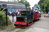 Another view of Alan Keef (30/1990) 0-4-0VBT 'Taffy' at the open day of 26th September 2009.
