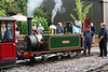 The Perrygrove Railway's 'Ursula' is a 1916-built 0-6-0T built by J. Waterfield but plated Duffield 1916.