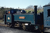BR blue Vale of Rheidol 2-6-2T no. 8 'Llewelyn' at Devil's Bridge.