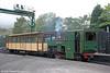 Snowdon Mountain Railway SLM (989/1896) 0-4-2RT no. 5 'Moel Siabod' at Llanberis on 7th September 2017.