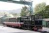Snowdon Mountain Railway Hunslet (9312/1992) 0-4-0DH no. 12 'George' at Llanberis on 6th September 2017.
