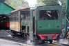 Snowdon Mountain Railway SLM (989/1896) 0-4-2RT no. 5 'Moel Siabod' at Llanberis on 6th September 2017. After 17 years out of service, no.5 returned to steam in 2017 following a £60,000 overhaul.