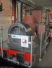 Recently acquired Fletcher Jennings (173L/1880) 0-4-0T 'William Finlay', ex-Dorking Greystone Lime Company at the Narrow Gauge Railway Museum, Tywyn on 9th September 2017.