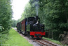 Teifi Valley Railway Kerr, Stuart (3117/1918) 0-6-2T 'Sgt. Murphy' heads away from Forest Halt with the 1230 Llandyfriog to Henllan on 20th July 2008.