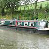 Narrowboat - Weaver of Dreams 100804 Niffany Farm