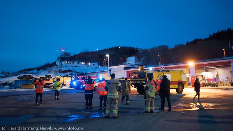 Narvik Lufthavn, Framnes - nedlagt fra 31. mars 2017