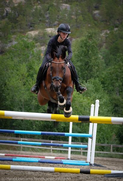 Larstrening Narvik ridesenter, Skjomen 16-18. august 2019