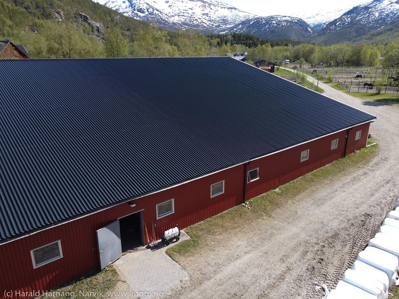 Narvik rideskole, Skjomdalen