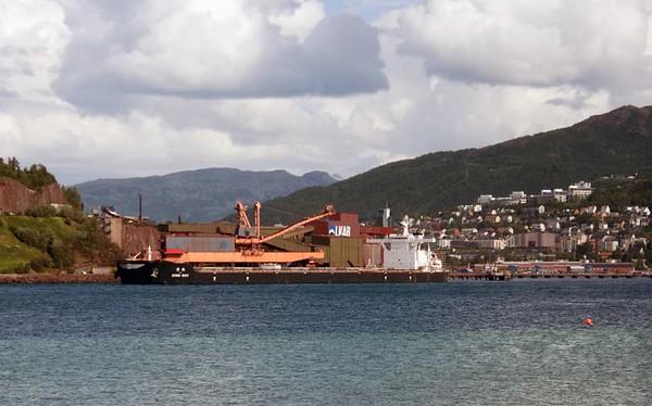 Qing May, Narvik, 23 July 2015 1