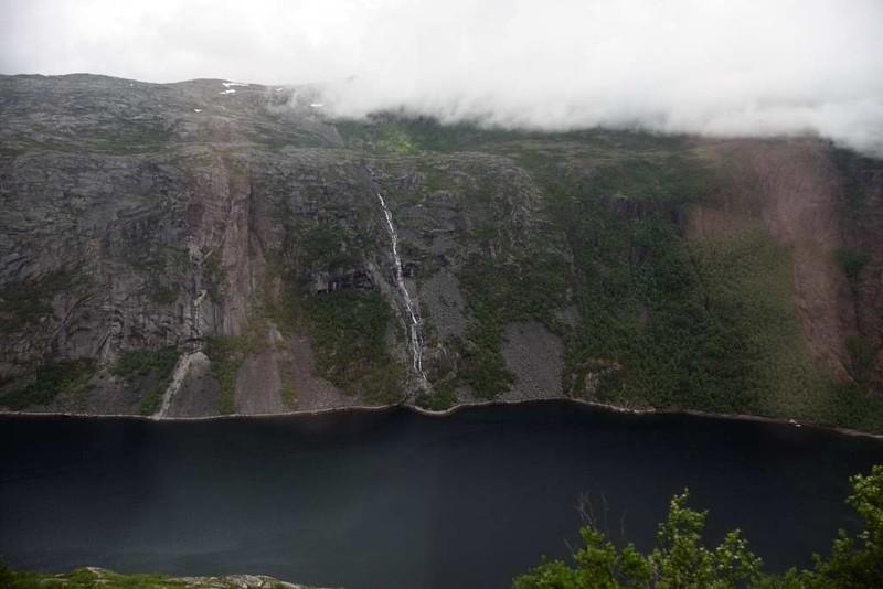 Head of Rombak fjord, near Narvik, Norway, Fri 24 July 2015 2 - 1310.