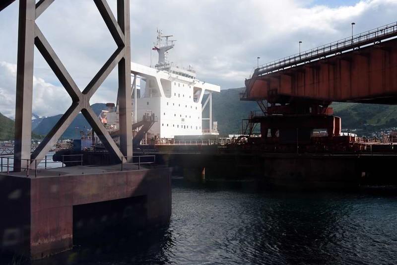 Qing May, Narvik, 23 July 2015 2