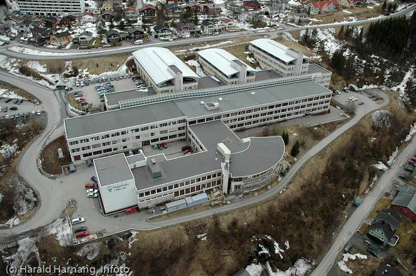 Høgskolen i Narvik.