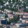 Oversiktsbilde Narvik. August 2012.