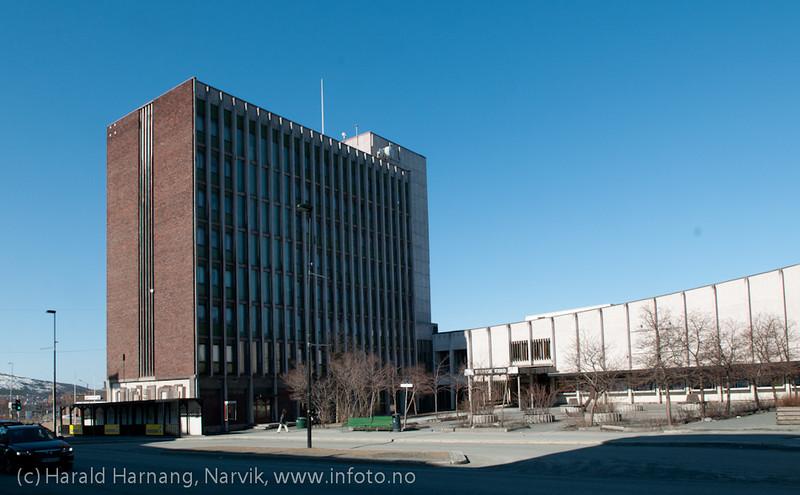 mai 2011: Narvik rådhus