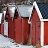 Naust i Framneslia, Narvik.