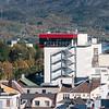 Quality Grand Hotell, med Linken bar på toppen. Narvik sentrum, foto 19. september 2012.
