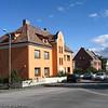 Jernbane-kvartal i Håreksgate/Selsbanes gate.