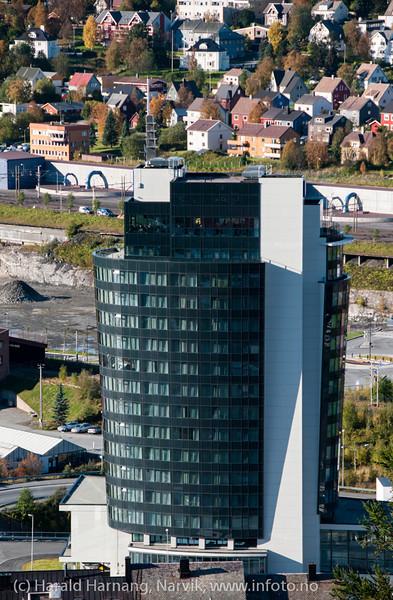Rica hotell, Narvik. sept 2012.