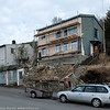 Oppussing. Fra restaureringsobjekt til flott enebolig. Snorres gate, Narvik. 22. mai 2014