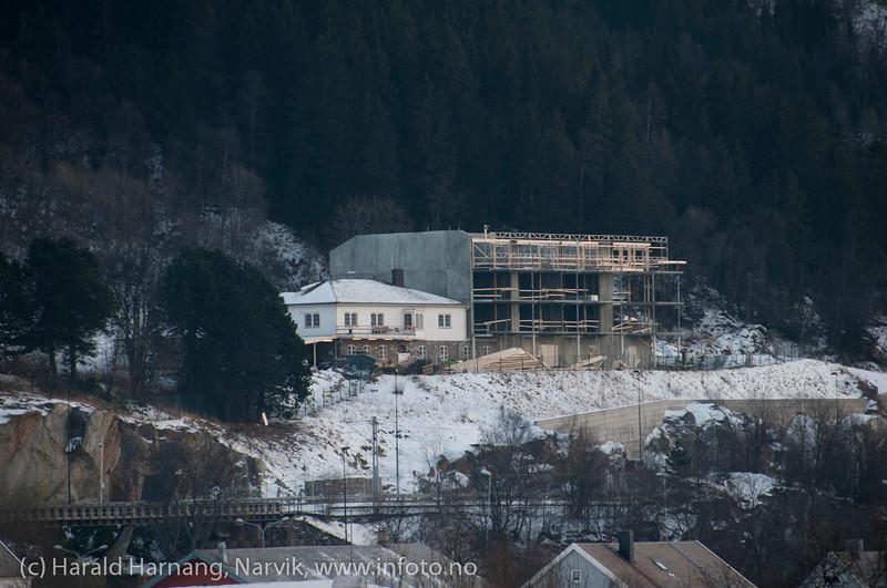 21.1.2012: Nybygg/tilbygg administrasjonsveien