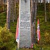 Jugoslavisk minnesmerke, Beisfjord, 24. sept 2015