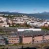 Amfi Narvik. Narvik sentrum, foto 19. september 2012.