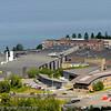 Teknologiparken i Narvik med Nordkraft AS i forgrunnen, REC og Natech, samt VINN og forskningsmiljøet bak.