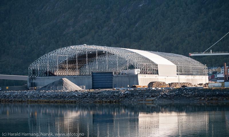 Narvik havn.